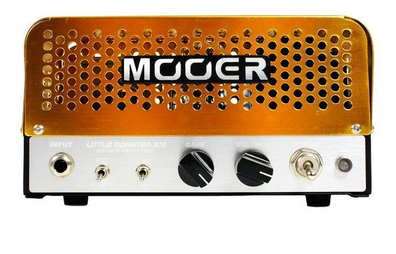Cabezal Valvular Para Bajo Mooer Monster Bm 5w Bassman