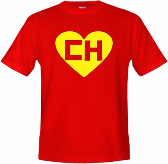 Camiseta Adulto Chapolin Colorado ! Chaves