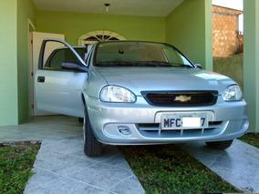 Gm - Chevrolet Corsa Classic 2009 Único Dono