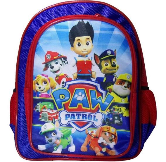 Mochila Para Kinder Paw Patrol