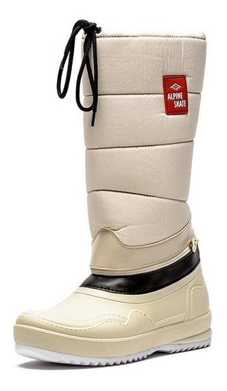 Bota Pre Sky Nieve Lluvia Impermeable Alpine Skate 2740 2750