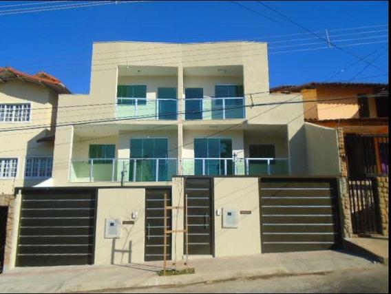 Casa Geminada Com 3 Quartos Para Comprar No Serrano Em Belo Horizonte/mg - 5517