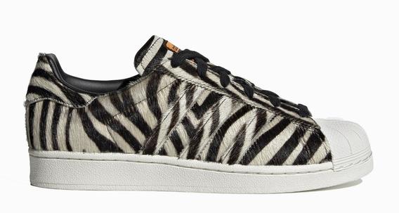 Zapatillas adidas Superstar Animal Print De Mujer