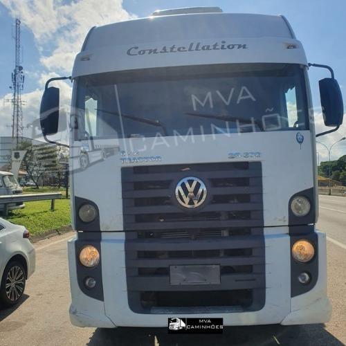 Imagem 1 de 10 de Caminhão Volkswagen 25-370 - 6x2 T