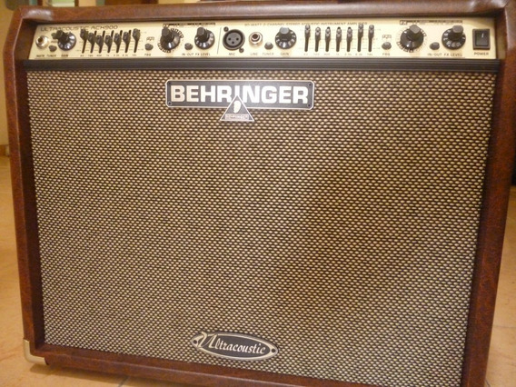 Ampificador Behringer Ultracoustic Acx 900