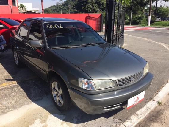 Toyota Corolla 1.8 16v Xei Aut. 4p Ano 2001