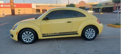 Imagen 1 de 15 de Volkswagen Beetle 1.8 Turbo