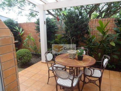 Casa Com 3 Dormitórios À Venda, 150 M² Por R$ 780.000,00 - Parque Imperador - Campinas/sp - Ca2842