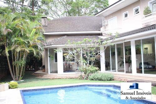 Casa À Venda, 489 M² Por R$ 4.650.000,00 - Jabaquara - São Paulo/sp - Ca0191