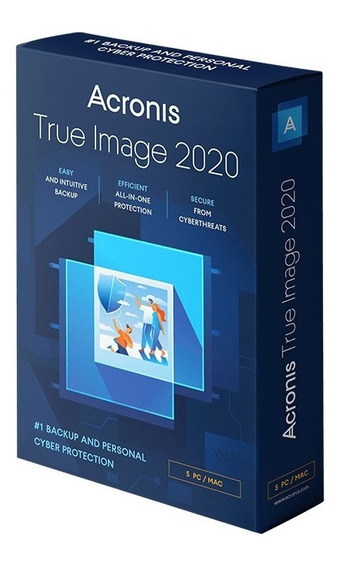 Acronis True Image 2020 Build 20600 + Iso Bootcd - Completo Português
