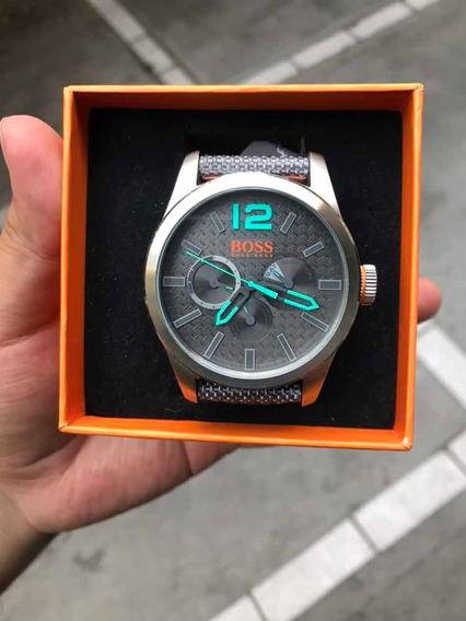 Reloj Hugo Boss Nuevo Con Estuche