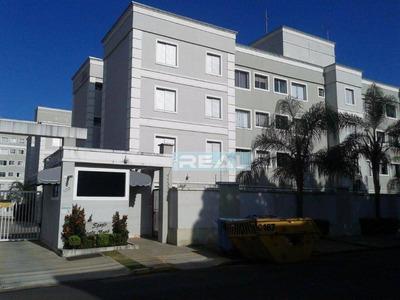 Apartamento Com 2 Dormitórios À Venda, 47 M² Por R$ 290.000,00 - Morumbi - Paulínia/sp - Ap1124
