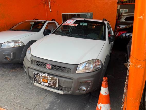 Fiat Strada 1.4 Hard Working Cabine Dupla Flex Autos Rr