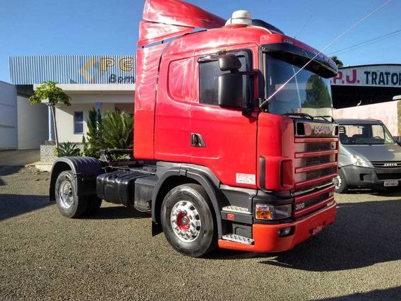 Scania R 124 360