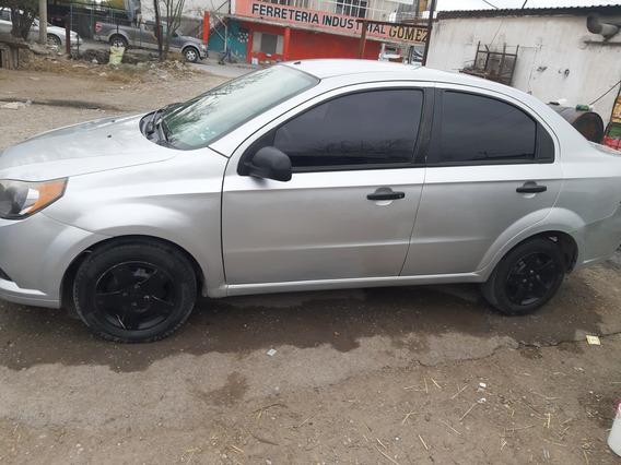 Chevrolet Aveo 1.6 Ls L4 Man Mt 2015
