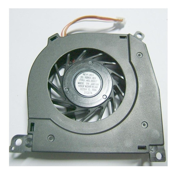 Cooler Fan Ventilador P/ Notebook Ibm Thinkpad R32