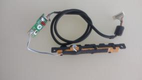 Teclado De Funções - Sensor Ir Tv Samsung Ln26a450c1