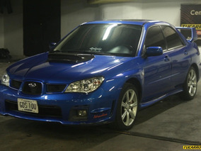 Subaru Impreza Wrx Turbo - Sincronico