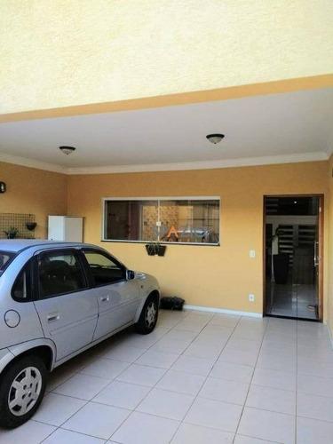 Imagem 1 de 30 de Sobrado Com 3 Dormitórios À Venda, 246 M² Por R$ 700.000 - Cidade Nova - Rio Claro/sp - So0065