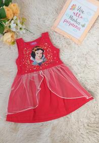 Kit Lote 5 Vestidos Roupa Infant. Feminina - Tam 2 Anos