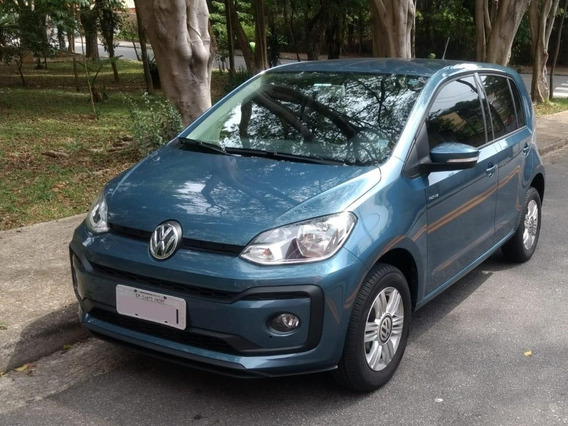 Volkswagen Up Move 1.0 Completo 4 P Liga Leve Ar