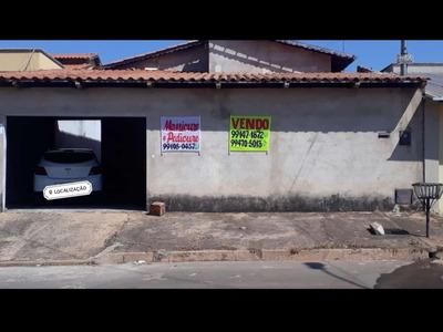 Casa Em Goiânia 34 Sala Conzinha Garagem Pra 4 Carros 2 Banh