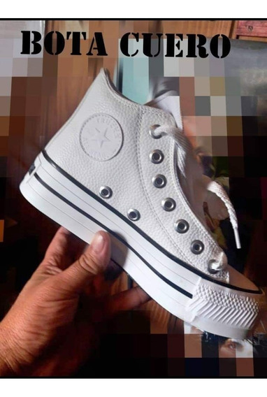 Zapatillas Tipo Botias All Star