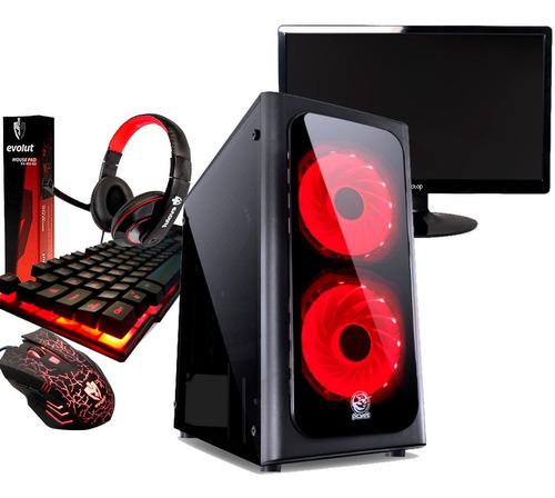 Pc Gamer I5-9400f, 8gb Ddr4, Gtx 1650 , Kit Gamer Promoção