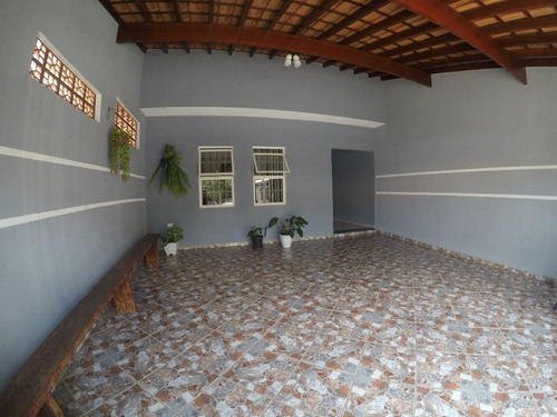 Casa À Venda, 149 M² Por R$ 360.000,00 - Morada Do Sol - Americana/sp - Ca0937