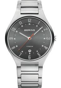 Reloj Titanium Plateado Bering