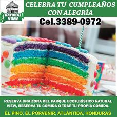 Ven A Celebrar Tu Cumpleaños En El Parque Natural View