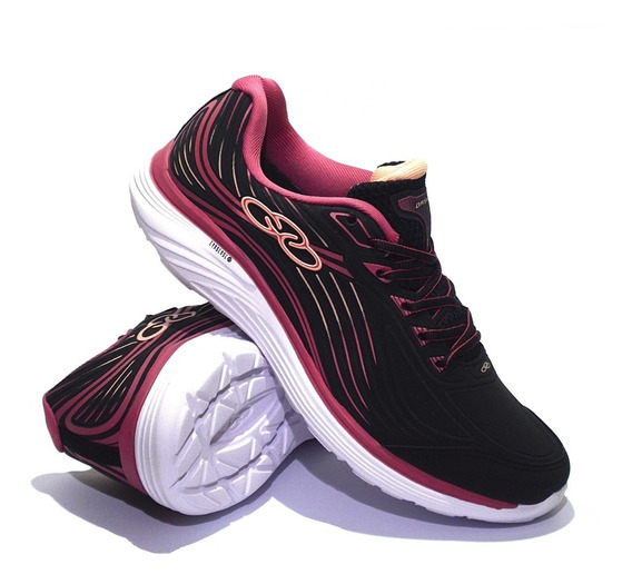 Zapatillas Olympikus Modelo Damas Active Dash - (2801)