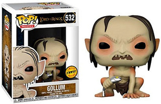 Funko Pop! 532 Chase Gollum Lord Of Rings -candos Jugueteria