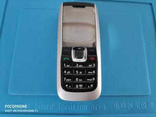 Celular Nokia 2610, Raridade, Plástico Na Tela.