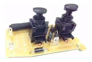 Plaqueta Switch Original Minipimer Mixer Philips 600w