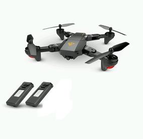 Drone Visuo Xs809hw Câmera Wifi Fpv 2.4g 2 Baterias Promoção