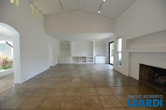 Casa Assobradada - Jardim América - Sp - 547939