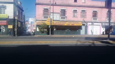 Local Comercial De 380 M2 En Renta, Col. Tlaxpana