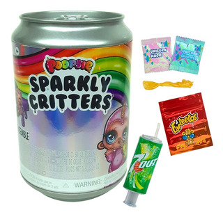 Coleccion Poopsie Sparkly Critters Slime Surprise Original