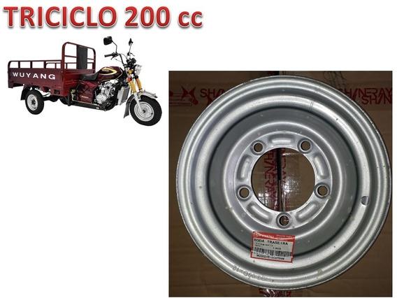Aro Roda Traseira Do Triciclo 200 New Wuyang Shineray