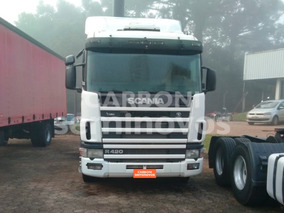 Scania R124 Ga Nz 420 6x2, Ano 05/05