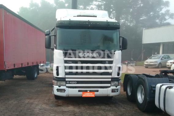 Scania R124 Ga Nz 420 6x2, Ano 05/05