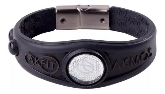 Bracelete Magnética Akfit Akmos Original Promoção