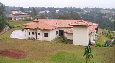 Parque Dos Manacás 5239m² 5 Dorms 3 Suítes Grande Área Gourmet - V5316