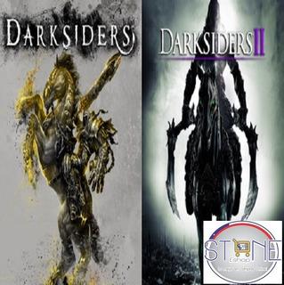 Darksiders + Darksiders Ii Ultimate Edition Ps3