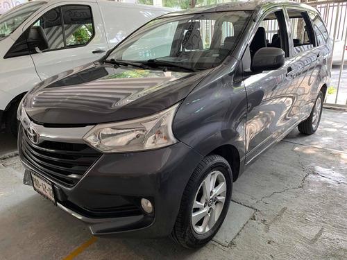 Imagen 1 de 10 de Toyota Avanza 2018 1.5 Xle At