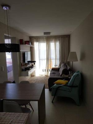 Apartamento Residencial À Venda, Demarchi, São Bernardo Do Campo. - Ap1067