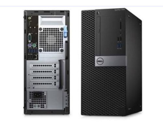 Desktop Dell Optiplex 7040(core I7-6700/8gb/hd500)