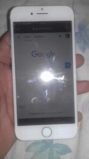 iPhone 7 32g 1.500 Celular Com Trinco Lateral Funciona Ok