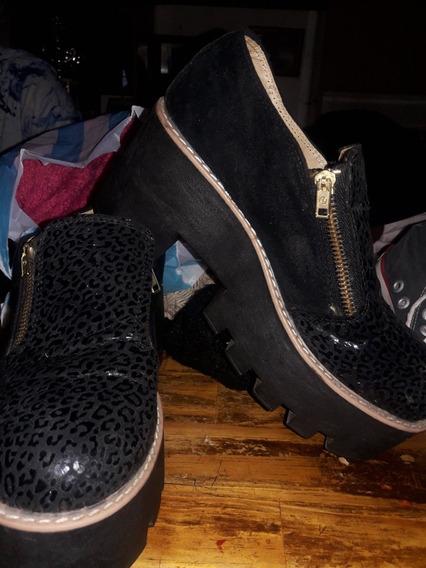 Zapatos De Mujer Numero 37 Nuevos!